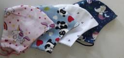 Título do anúncio: mascaras de tecidos  pijamas , porta garrafa