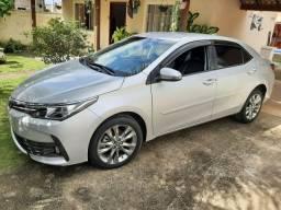 Corolla 2.0 XEI 16V flex automático 2018/2019, 16 mil km rodados