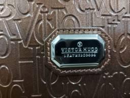 Bolsa Victor Hugo original de verniz cobre cód.115