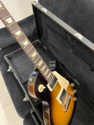 Título do anúncio: Gibson Les Paul Studio Sunburst