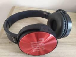 Fone Ouvido JBL Via Bluetooth e Cartão SD
