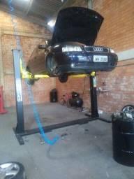 Elevador de carro