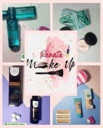 Maquiagem e cuidado Facial