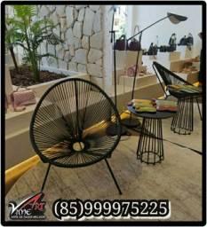 Título do anúncio: Cadeiras Acapulco