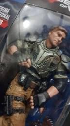 Título do anúncio: Action figure gears of war jaden fenix