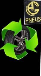Título do anúncio: Pneu pneus maior qualidade e menor preço aqui tem