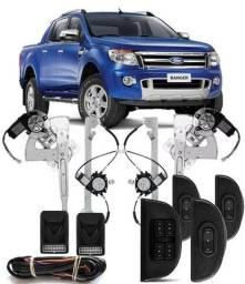 Kit vidro elétrico Ford ranger
