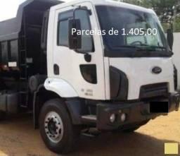 Título do anúncio: Ford Cargo 2628 6x4 2012/2013 Caçamba Entrada mais Parcelas com Serviço Negócio Rápido
