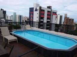 Apartamento Home Flat com vista para o mar a 500m da Praia do Cabo Branco - Cod Pod 2797