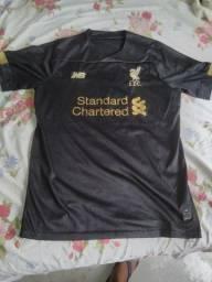 Título do anúncio: Camisas Liverpool goleiro Tamanho M