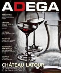 Título do anúncio: Várias revistas ADEGA