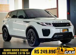 Land Rover Range R.EVOQUE Si4 HSE Dyn. 2.0/Flex Aut 2018 Flex