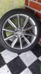 Rodas com pneus aro 18
