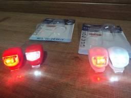 Luz Led de Sinalização para bicicleta patinete (produtos novos) / Leia descrição