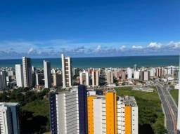Excelente apartamento com varanda gourmet e móveis planejados em Manaíra - Cod Pod 2978