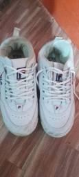 Título do anúncio: Sapato feminino usado desapego