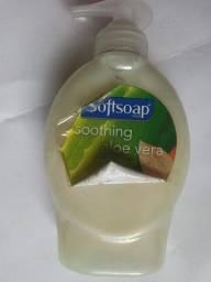 Sabonete Líquido SoftSoap Aloe Vera 221ml Babosa Importado U.S.A