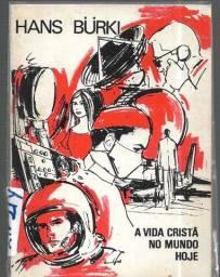 olx309 livro - A Vida Cristã No Mundo de Hoje - remessa via correios
