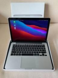 Título do anúncio: Macbook Pro i5  - impecável o mais novo da OLX último modelo com a maça que acende