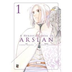 A Heróica lenda de Arslan - Vol.1<br><br>
