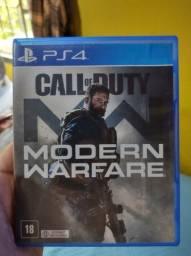 Título do anúncio: Call of Duty Modern Warfare PS4