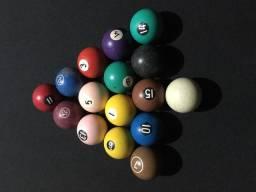 Jogo de bola de Sinuca vendo ou troco