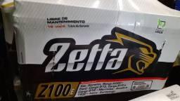 Bateria De Caminhão Zetta 150ah 12v 150