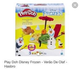 Play doh Disney Verão do Olaf