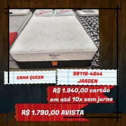 Título do anúncio: Cama Queen PELMEX molas LFK