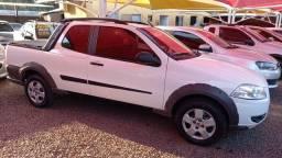 Título do anúncio: Fiat strada 1.4 dupla 2011 conservada