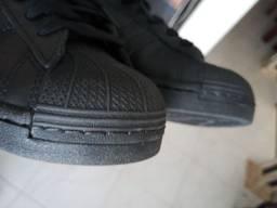 Tênis Couro adidas Originals Superstar