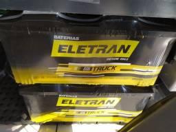 Título do anúncio: Bateria eletran 180 amperes