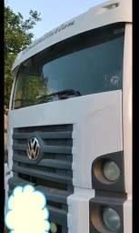 Título do anúncio: Vende-se caminhão basculante caçamba Volkswagen constellation