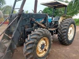 Título do anúncio: Trator de pneu no Pará 7630 New Holland traçado