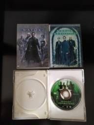 Trilogia Matrix em DVD