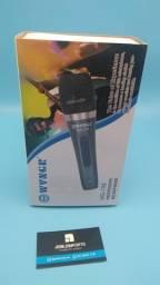 Microfone igreja profissional com//Adquirajá entrega grátis