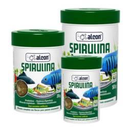 Alcon Spirulina 20g Ração Peixe Ornamental