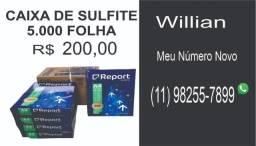 Título do anúncio: Caixa de Sulfite da Reporte c/ 5000 Folha