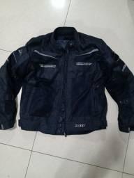 Vendo jaqueta para motoqueiro com proteção internada