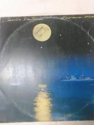 Disco vinil Carlos santana havana moon