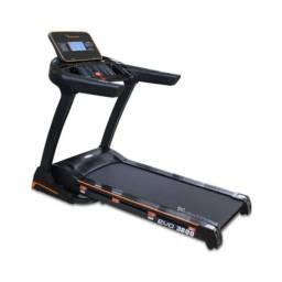 Esteira Ergométrica Evo 3800 Praticar Fitness - 20 km/h - 8 amortecedores