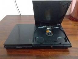PS2 com leitor novo