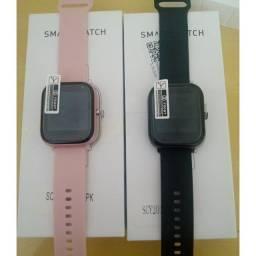 Smartwatch P20 leia a discrição