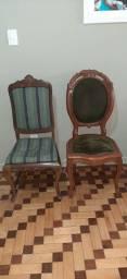 Título do anúncio: 2 cadeiras antigas