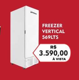 Freezer vertical para bares e restaurante - JM equipamentos