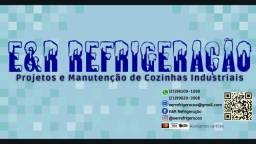 E&R Refrigeração - especializada na prestação de serviços de manutenção de cozinha RJ RJ