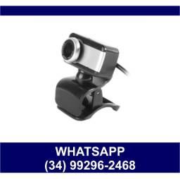WebCam Câmera para Computador com Microfone * Fazemos Entregas