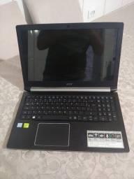 Notebook Acer Aspire 5 C/Placa de video ! Em até 12x sem juros