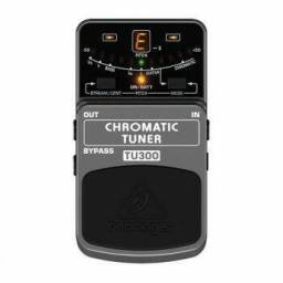 Pedal Afinador Behringer Chromatic Tuner