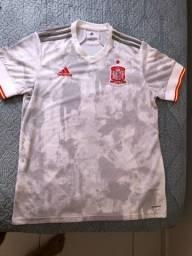 Título do anúncio: Camisa da Espanha
